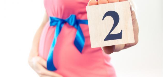 علاج نزول الدم في الشهر الثاني من الحمل