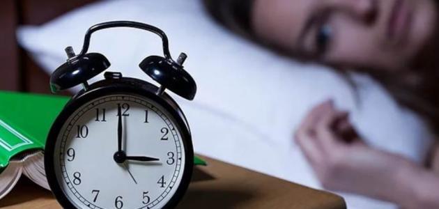 علاج قلة النوم والأرق