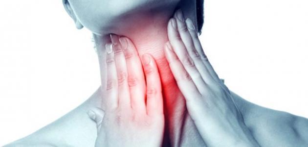 ماهو علاج التهاب الحلق