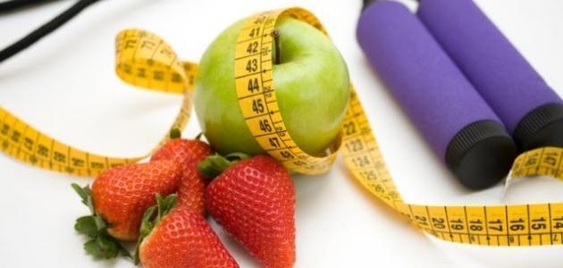 التغذية السليمة للجسم
