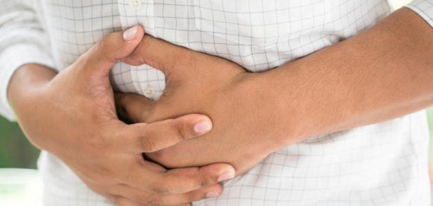 علاج نفخة البطن والغازات