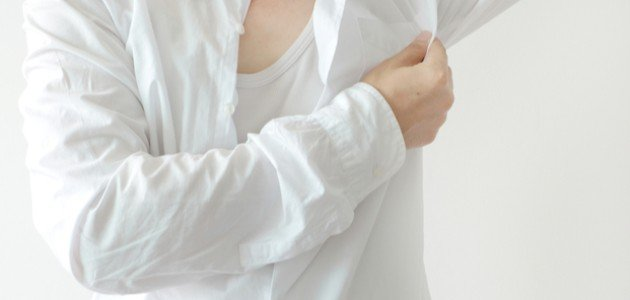 اعراض التهاب الغدد الليمفاوية تحت الابط