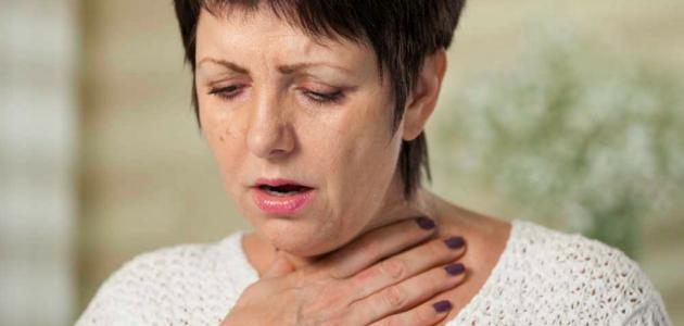 التهاب اللوزتين المزمن عند الكبار