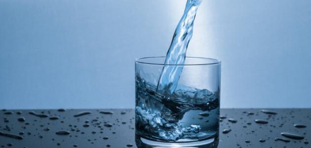التداوي بالماء
