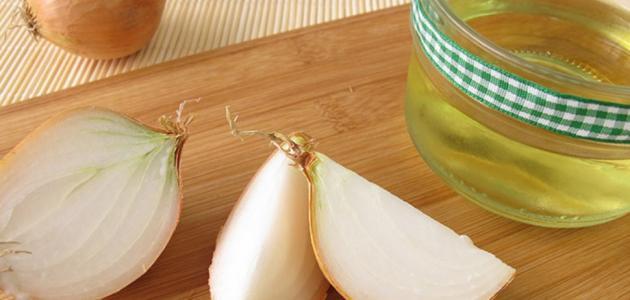 فوائد ماء البصل