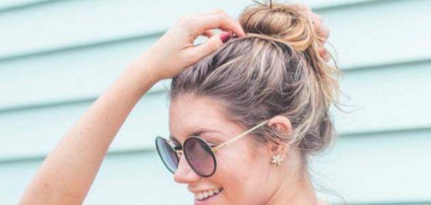 اسباب حكة الشعر