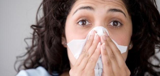 بحث عن مرض زكام