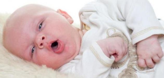 طرق علاج الكحة عند الرضع
