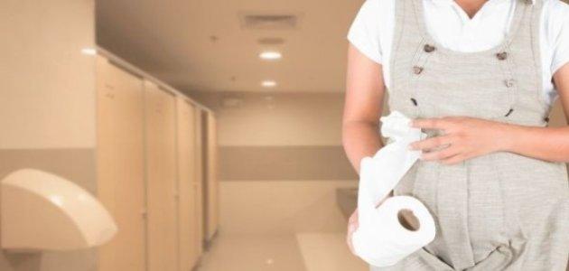 البواسير في الشهر التاسع من الحمل