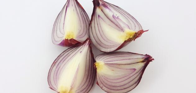 فوائد رائحة البصل
