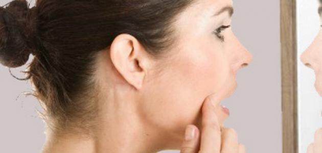 علاج دمامل الوجه