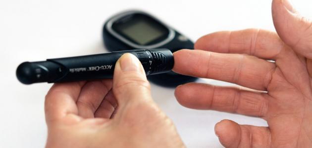 ما اسباب مرض السكر