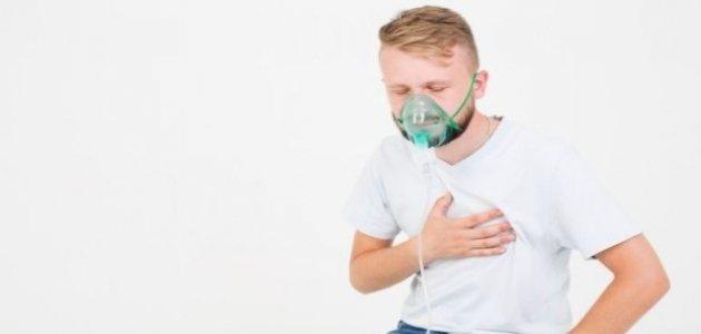مرض تليف الرئة