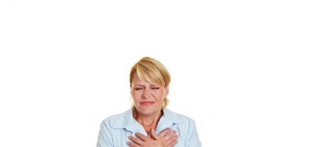 مرض ضيق التنفس