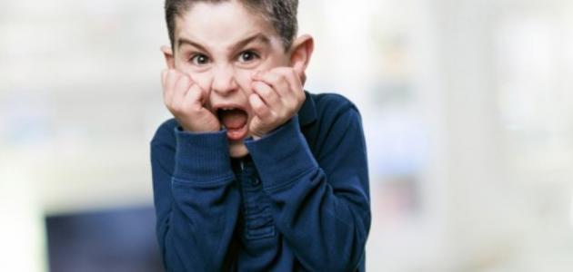كيف نتعامل مع الطفل العصبي