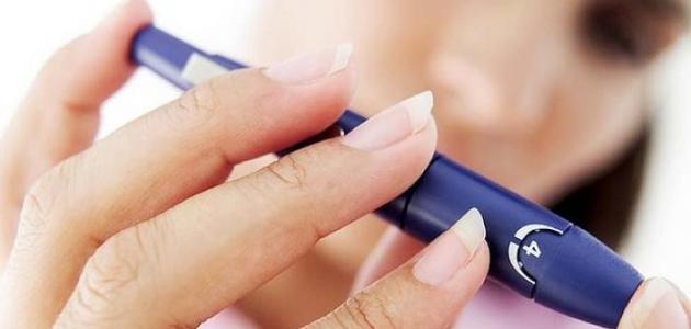 علاج مرض سكر