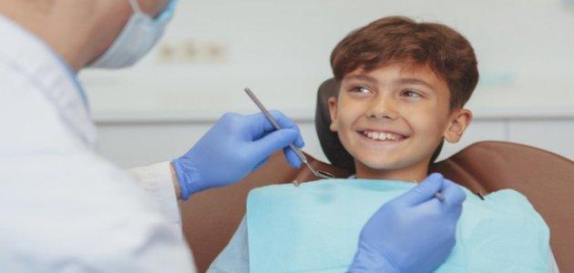 مراحل تسوس الاسنان