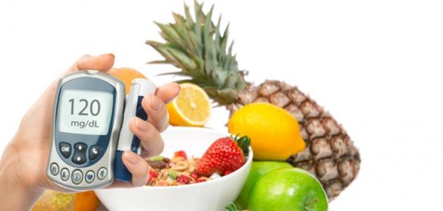 بحث عن مرض السكري