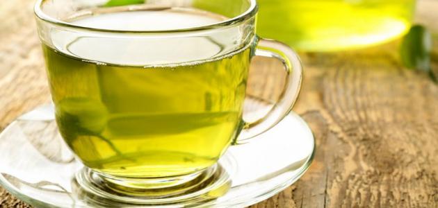 ماهي فوائد الشاي الاخضر للرجيم