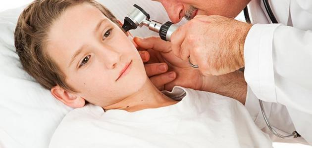ما علاج التهاب الاذن