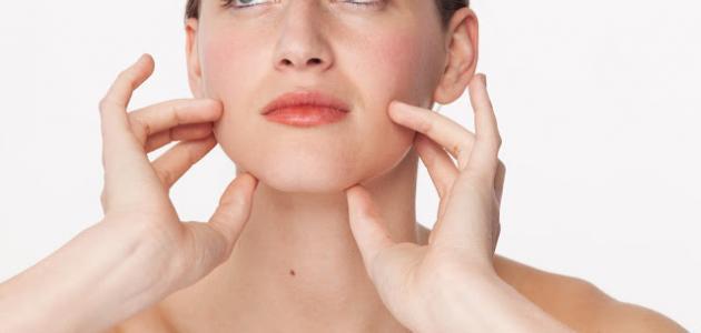 فيتامين لتسمين الوجه