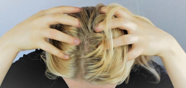 فوائد تدليك الشعر