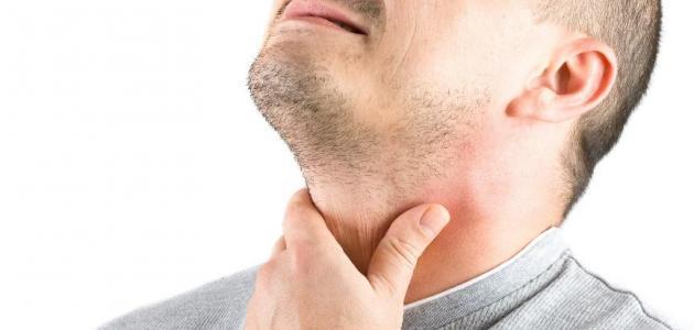 ما هو علاج زيادة افراز الغدة الدرقية