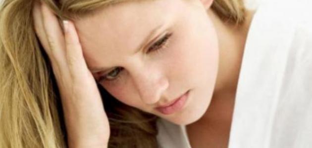 ما هو علاج الاكتئاب بعد الولادة