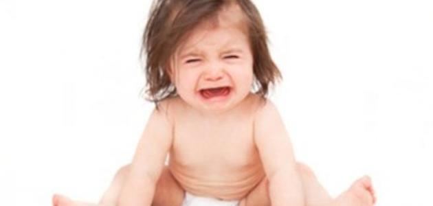 ما هو علاج الامساك للاطفال الرضع