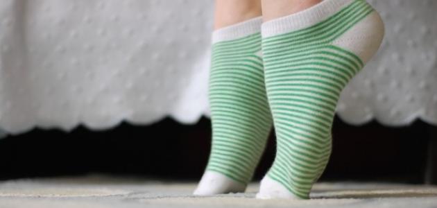 ما هو علاج برودة القدمين