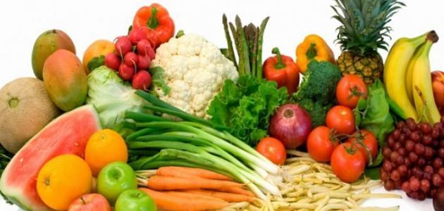 معلومات عن التغذية والصحة