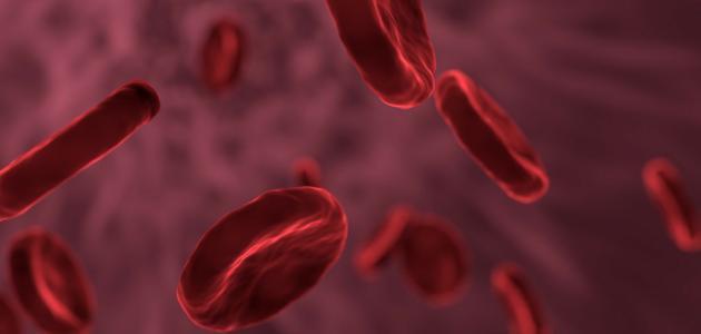 ارتفاع كريات الدم الحمراء