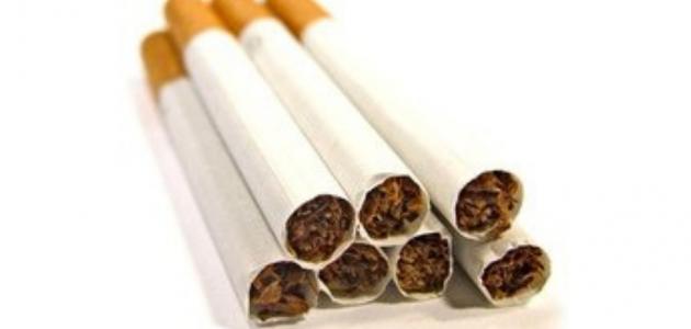 اسباب التدخين