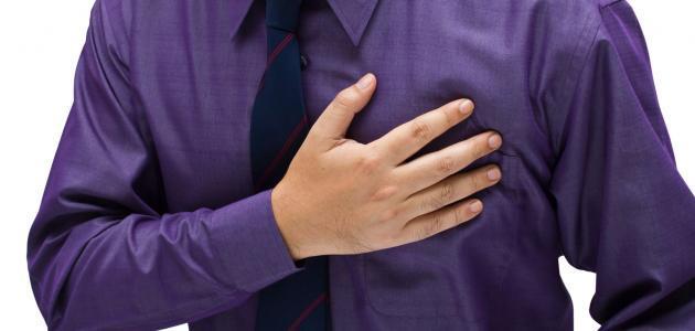 ما هي اعراض مرض القلب
