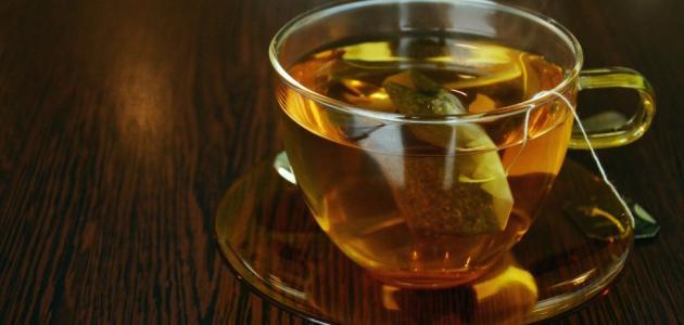 فوائد شاي الاخضر