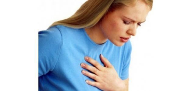 اسباب ضيق التنفس وعلاجه
