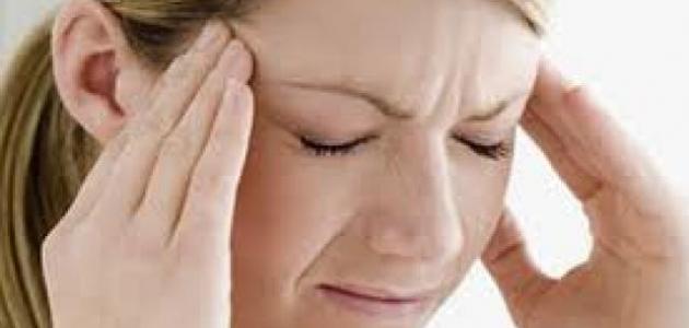 اعراض هواء الراس