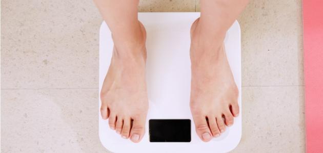 ما اسباب نقص الوزن