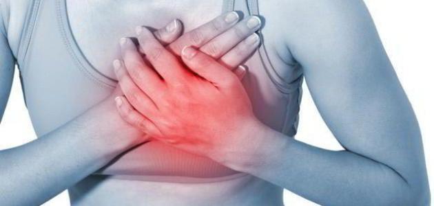 اعراض ضيق التنفس