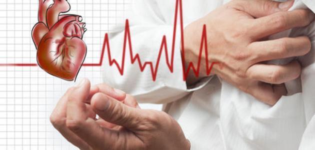 ما اسباب مرض القلب