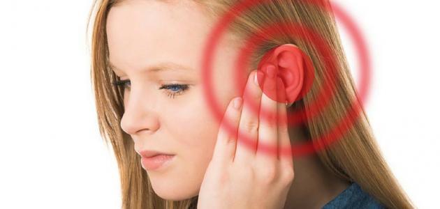 علاج مرض طنين الاذن