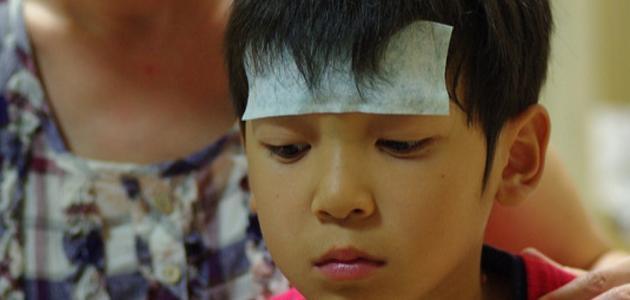 ما علاج السخونة عند الاطفال