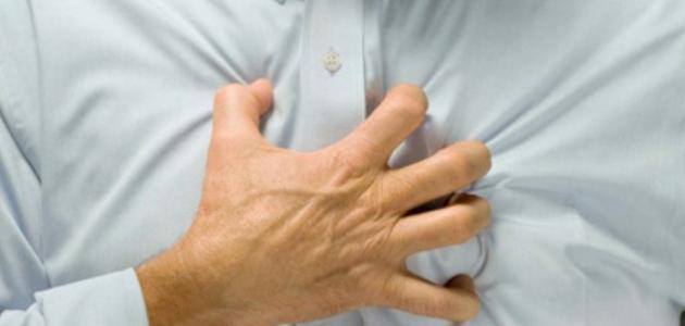 علامات الاصابة بمرض القلب