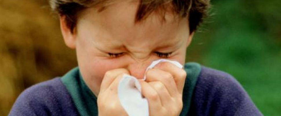 أدوية الزكام للأطفال